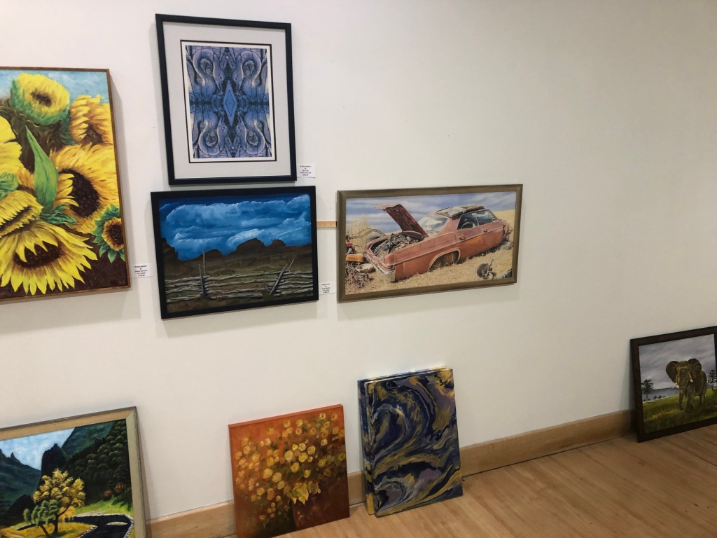 Las Vegas Artists Guild's Gallery June Show